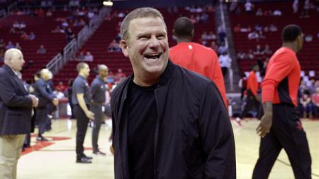 Pemilik Houston Rockets, Tilman Fertitta - INDOSPORT