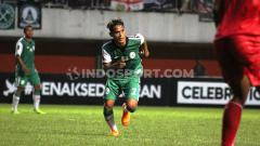 Indosport - Pemain PSS Sleman asal Tulehu, M. Sidik Saimima.