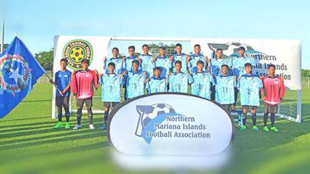 Northern Mariana Football. - INDOSPORT