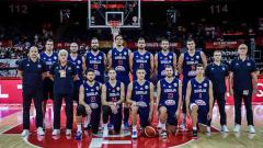 Indosport - Skuat Timnas Basket Serbia di FIBA World Cup 2019.