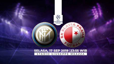 Inter Milan vs SK Slavia Praha. - INDOSPORT