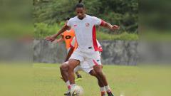 Indosport - Vanderlei Francisco jalani trial bersama Semen Padang.