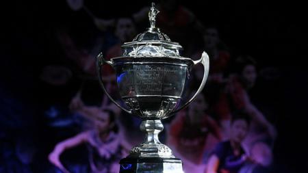 Trofi Thomas Cup - INDOSPORT
