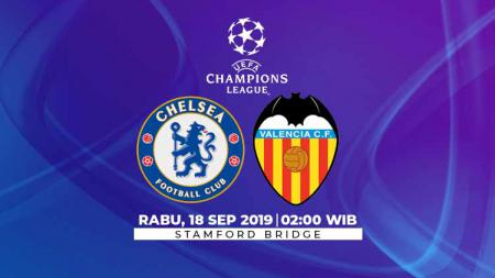 Laga antara Valencia vs Chelsea (28/11/19) dalam lanjutan Liga Champions 2019-2020 Grup H dilaporkan akan mendapat pengawalan ketat layaknya status yang disematkan kepada laga lanjutan Real Madrid dan Barcelona. - INDOSPORT