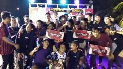 Indosport - Empat tim berhasil melenggang ke babak Eliminasi DSO Euro Futsal Championship