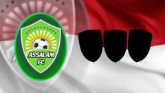 Indosport - Profil Singkat Assalam FC, Tim dari Timor Leste yang Ingin Beli Klub Indonesia