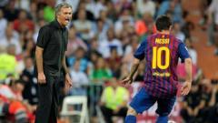 Indosport - Jose Mourinho mengungkap peran Lionel Messi dalam perkembangan kariernya sebagai pelatih.