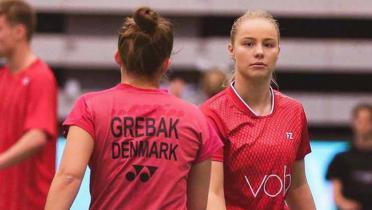 Potret Alexandra Boje, Pebulutangkis Seksi Denmark yang Jatuh Cinta dengan Indonesia