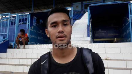 Muhammad Rafli mengusulkan Arema FC membuat trofeo lantaran tidak ada turnamen pramusim Piala Presiden jelang Liga 1 2020. - INDOSPORT