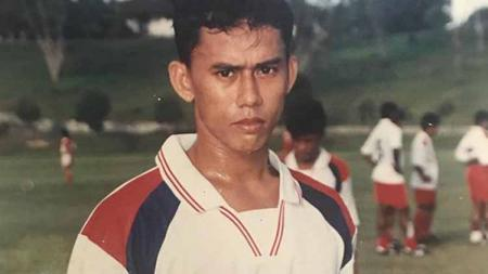 Mantan bek PSM Makassar era 2000-an, Zain Batola. - INDOSPORT