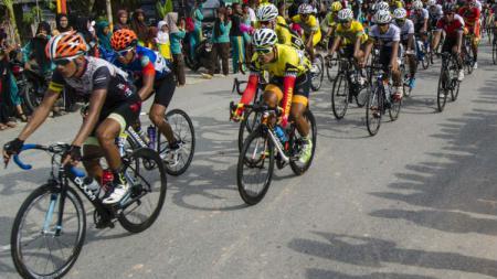 Tour de Siak 2016 lalu. - INDOSPORT