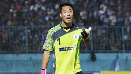 Pensiun di Indonesia, pesepak bola asing asal Korea Selatan, Yoo Jae-hoon, mengaku ingin melanjutkan proses naturalisasi menjadi WNI. - INDOSPORT