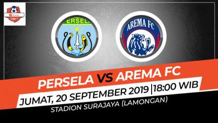 Prediksi Persela Lamongan vs Arema FC di Liga 2019 pekan ke-19. - INDOSPORT