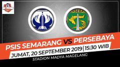 Indosport - Prediksi PSIS Semarang vs Persebaya Surabaya di Liga 2019 pekan ke-19.