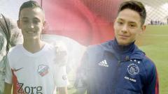 Indosport - Ivar Jenner dan Tristan Gooijer.