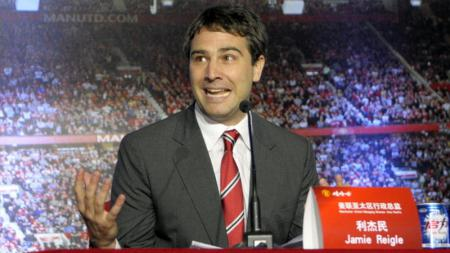 Jamie Reigle, mantan CEO Manchester United wilayah Asia Pasifik - INDOSPORT