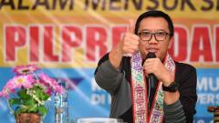 Indosport - Menpora, Imam Nahrawi ditetapkan tersangka oleh KPK