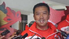 Indosport - Menpora saat buka ASEAN School Games