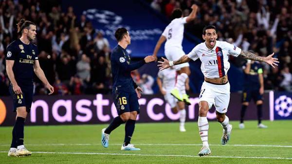 Cetak 2 Gol Ke Gawang Real Madrid Di Maria Buat Sejarah Indosport