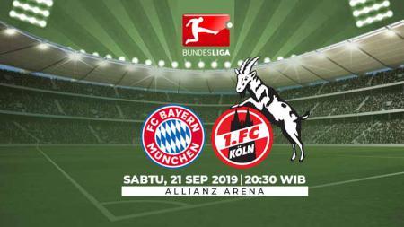 Robert Lewandowski diperkirakan akan kembali menjadi aktor kunci Bayern Munchen dalam laga pekan kelima Bundesliga Jerman melawan Koln pada Sabtu (21/9/19). - INDOSPORT
