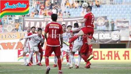 Laga pertandingan antara Persija Jakarta vs Bali United pada Liga 1 di Stadion Patriot, Bekasi, Kamis (19/09/19). - INDOSPORT