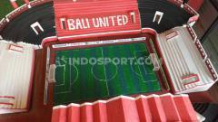 Indosport - Stadion Kapten I Wayan Dipta Gianyar.