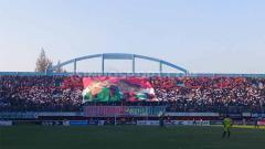Indosport - Kelompok suporter PSS Sleman, Slemania memastikan akan tetap berangkat ke Bandung.