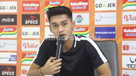 PSIS Semarang akhirnya merilis salah satu pemain barunya untuk mengarungi kompetisi Liga 1 2020. - INDOSPORT