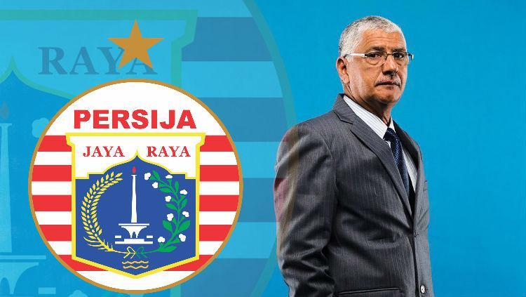 Edson Tavares, pelatih yang dikaitkan gabung Persija Copyright: https://www.instagram.com/yokohamafc_official/ - INDOSPORT