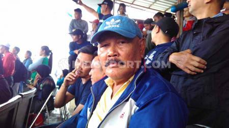 Bek legendaris Persib Bandung, Encas Tonif. - INDOSPORT