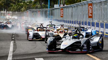 Berikut jadwal Formula E 2020 seri ke-6 yang akan berlangsung di Sirkuit Tempelhof, Berlin, Jerman pada pekan ini. - INDOSPORT