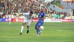 Indosport - Laga pertandingan antara PSIS Semarang vs Persebaya, Jumat (20/09/19)