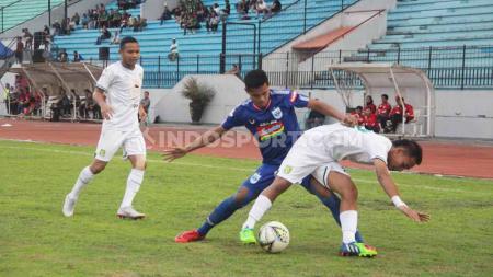 Laga antara PSIS Semarang vs Persebaya Surabaya di pekan ke-19 Liga 1 2019, Jumat (20/09/19). - INDOSPORT
