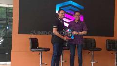 Indosport - Federasi Panjat Tebing Indonesia (FPTI) resmi lakukan kerjasama dengan Supersport Sensation International (SSI).