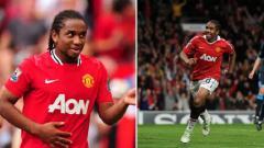 Indosport - Mantan gelandang Manchester United, Anderson Resmi Pensiun
