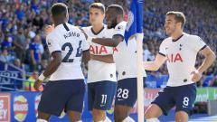 Indosport - AC Milan berupaya mengebut transfer Bek Tottenham, Serge Aurier  usai kebobolan 2 gol di kualifikasi Liga Europa melawan Bodo/Glimt, Jumat (25/09/20).