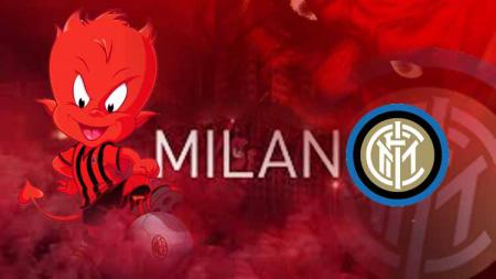 AC Milan, setan merah yang tak mampu nodai kesucian Inter Milan. - INDOSPORT