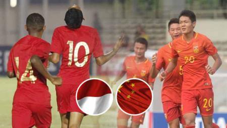 Menakar kekuatan China, lawan Timnas Indonesia U-16 di laga penentuan. - INDOSPORT
