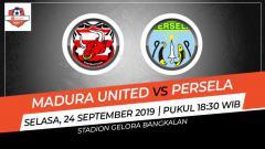 Indosport - Berikut prediksi Madura United vs Persela Lamongan di Shopee Liga 1 2019 pekan ke-20