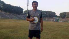 Indosport - Puji Handoko, Pelatih Persela Lamongan U-20  yang Diminati Tim Timor Leste.