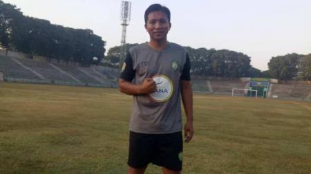 Puji Handoko, Pelatih Persela Lamongan U-20  yang Diminati Tim Timor Leste. - INDOSPORT