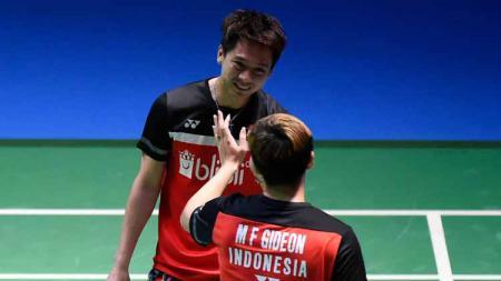 Bakal digelar mulai Selasa (12/11/19) besok, bagaimanakah hasil drawing wakil Indonesia di turnamen Hong Kong Open 2019 tersebut? - INDOSPORT