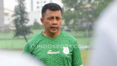 Indosport - Pelatih PSMS Medan, Jafri Sastra