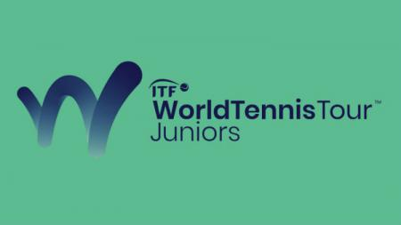 Logo ITF Junior Circuit. - INDOSPORT