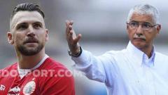 Indosport - Marko Simic dan Edson Tavares