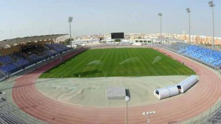 Khalifa Sports City Stadium. - INDOSPORT