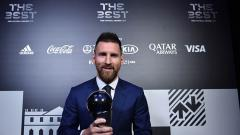 Indosport - Lionel Messi, The Best Player FIFA 2019