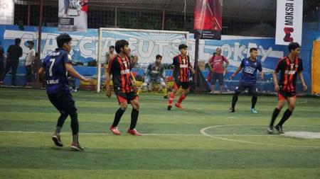 Perhelatan EURO Futsal Championship telah berlangsung serentak di enam kota besar. - INDOSPORT