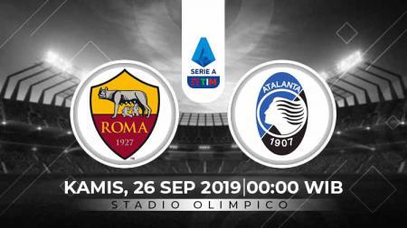 Prediksi AS Roma vs Atalanta - INDOSPORT