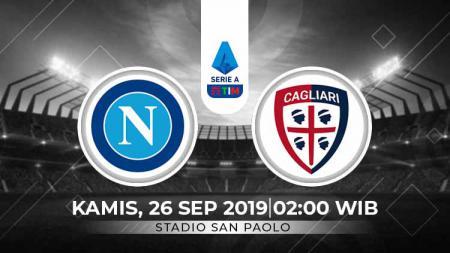 Prediksi Napoli vs Cagliari. - INDOSPORT